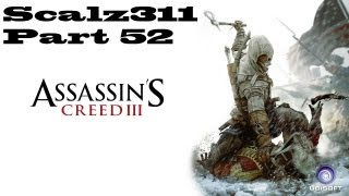 Assassin's Creed 3 Gameplay Playthrough Part 52 - Sequence 9 - Missing Supplies
