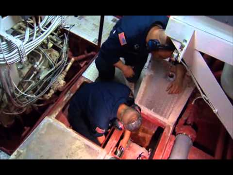 MOS88L Watercraft Engineer (88L) - YouTube