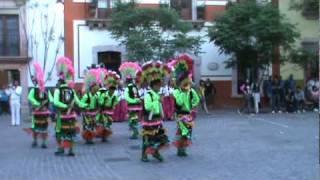 Zacatecas: Danza de los Matlachines