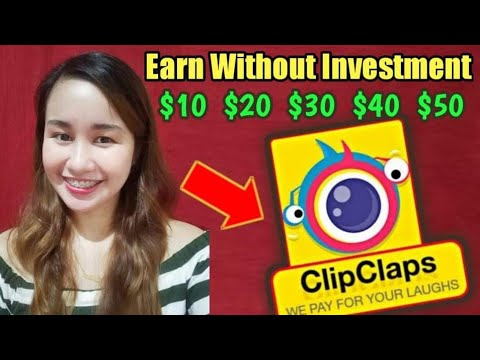 How to Earn Money in ClipClaps? | Review | 2020