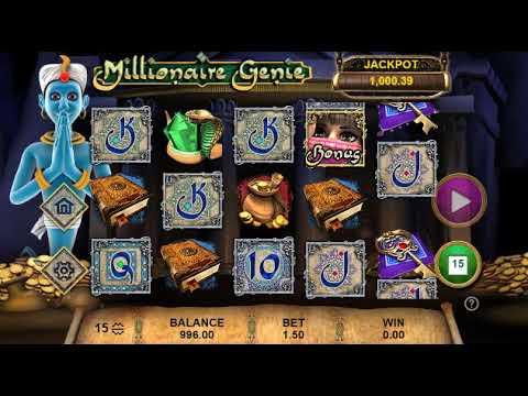Millionaire Genie Slot Machine
