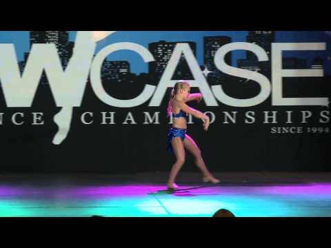 "Isabella Stankovich - Open Category Solo - ""Don't Rain on my Parade"""