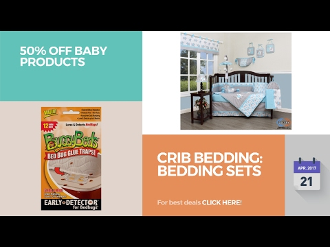 Crib Bedding: Bedding Sets 50% Off Baby Products