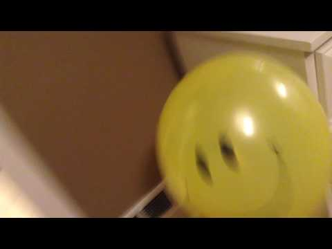 The magical balloon is flying (NOT CLICKBAIT)
