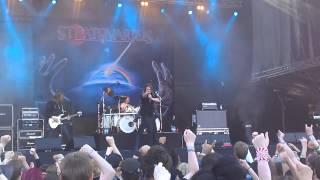 STRATOVARIUS - Forever Free - Tuska Festival, Helsinki, Finland 28.6.2015