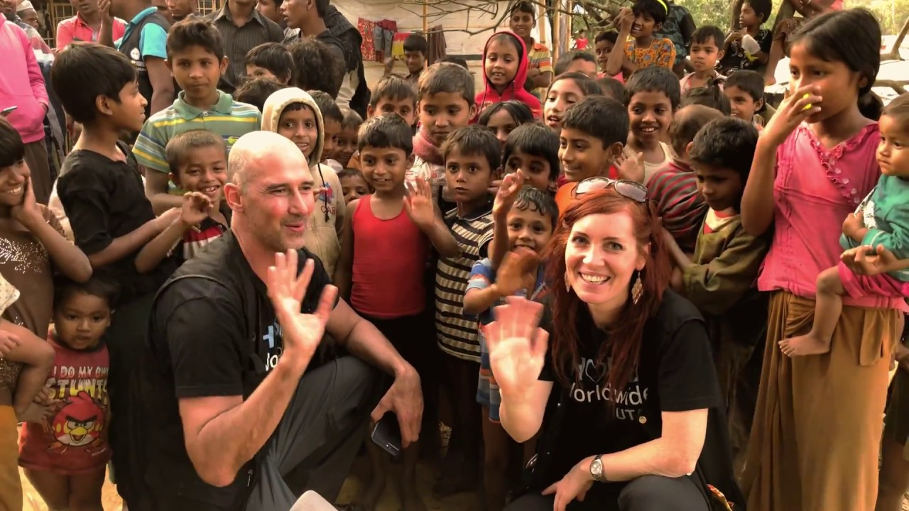 Visit to the Rohingya Camps