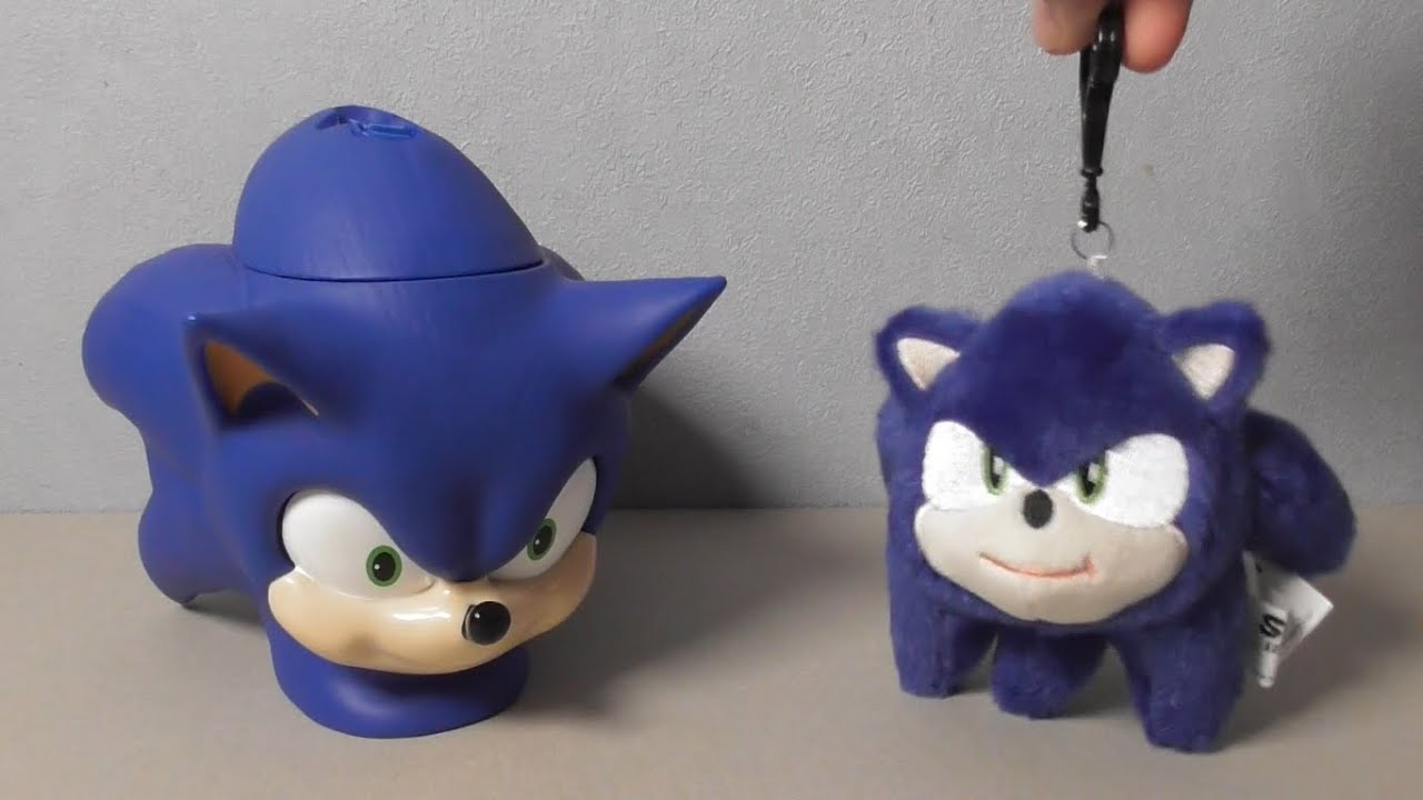 Sonic Movie Thermocup Keychain Youtube