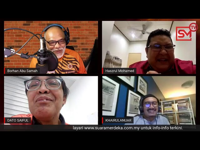 [LIVE] SEMBANG PANAS JANGAN KOTAK : PARLIMEN MACAM ZOO
