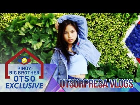 Otsorpresa Vlogs: Lie Reposposa   Pinoy Big Brother OTSO Exclusive