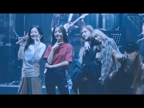 'Commentary Film' (BLACKPINK DVD IN YOUR ARE SEOUL TOUR 2018)