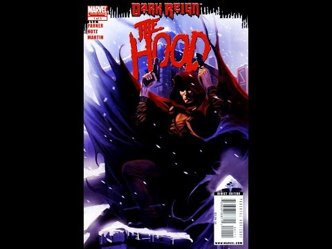 [New Story] Dark Reign The Hood Issue #1