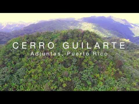 Cerro de Guilarte | Adjuntas, Puerto Rico