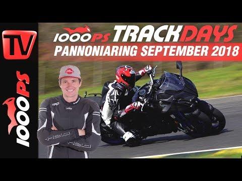 1000PS Bridgestone Trackdays - Eventvideo | Pannoniaring September 2018