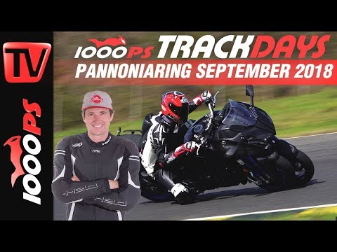 1000PS Bridgestone Trackdays - Eventvideo | Pannoniaring September 2018