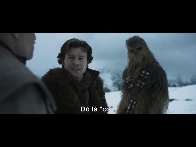 (Official Trailer) SOLO: STAR WARS NGOẠI TRUYỆN