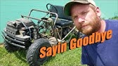 Make TRACTOR STABILIZER BARS and BRACKETS - YouTube