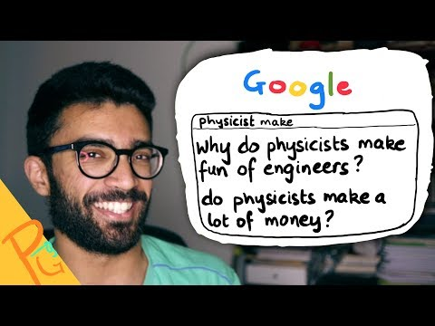 Physicist Answers Your Most Asked Questions On Google