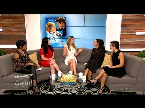 Kiss And Cry - CTV The Social  - Sarah Interview