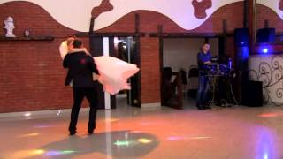 Свадебный танец Александр и Светлана
