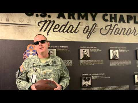 Office of the Chief of Chaplains Army/Navy Video Message