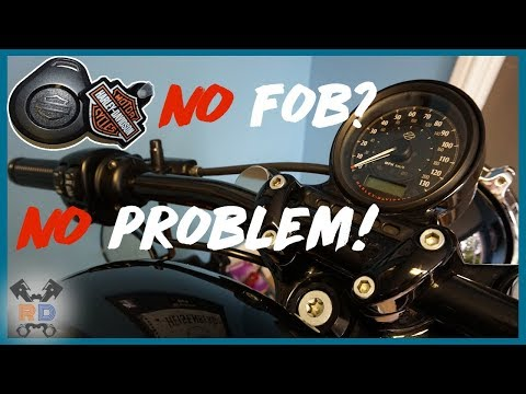 how-to:-start-harley-sportster-without-key-fob-+-change-security-override-code