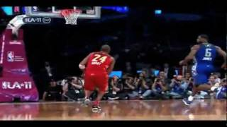 "Kobe Bryant 2011 NBA All-Star MVP - Highlights ""Scores 37 Points"""