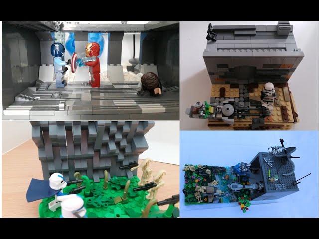 Lego MOC Contest Runde 2