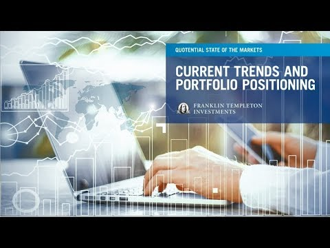 State of the Markets Q1 2018 - Current Trends and Portfolio Positioning
