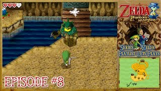 The Legend Of Zelda: Phantom Hourglass - Molida Hideaway, Through The Fog - Episode 8