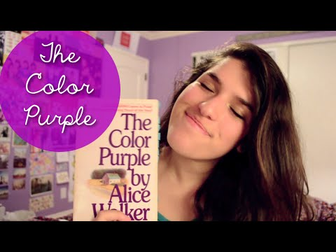The Color Purple | Book Review - YouTube