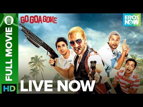 Go Goa Gone | Full Movie LIVE On Eros Now | Saif Ali Khan, Kunal Khemu, Vir Das, Anand Tiwari & Puja