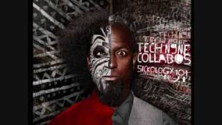Tech N9ne - Red Nose (Chopped and Screwed)