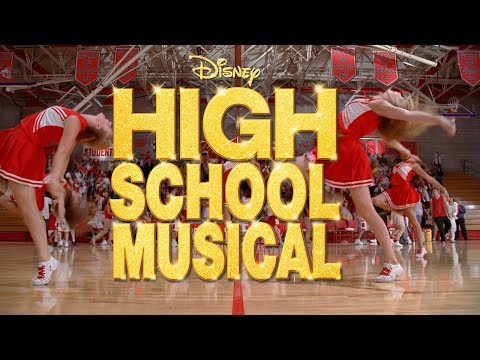 Music Video Playlist from High School Musical 🎶  | 🎥  Disney Channel