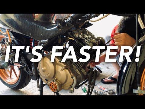 MAKIN KENCENG NEH MOTOR! - #94 Upgrade Performa & Servis Besar Setelah 9 Tahun! SENENG DAN SEDIH :(