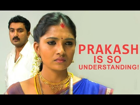 Prakash is so understanding on his wedding night #MarriageGoals | Best of Deivamagal