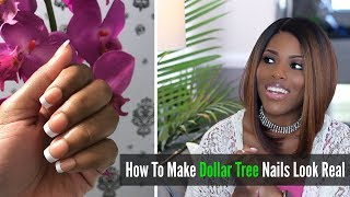 how to store dollar tree nails