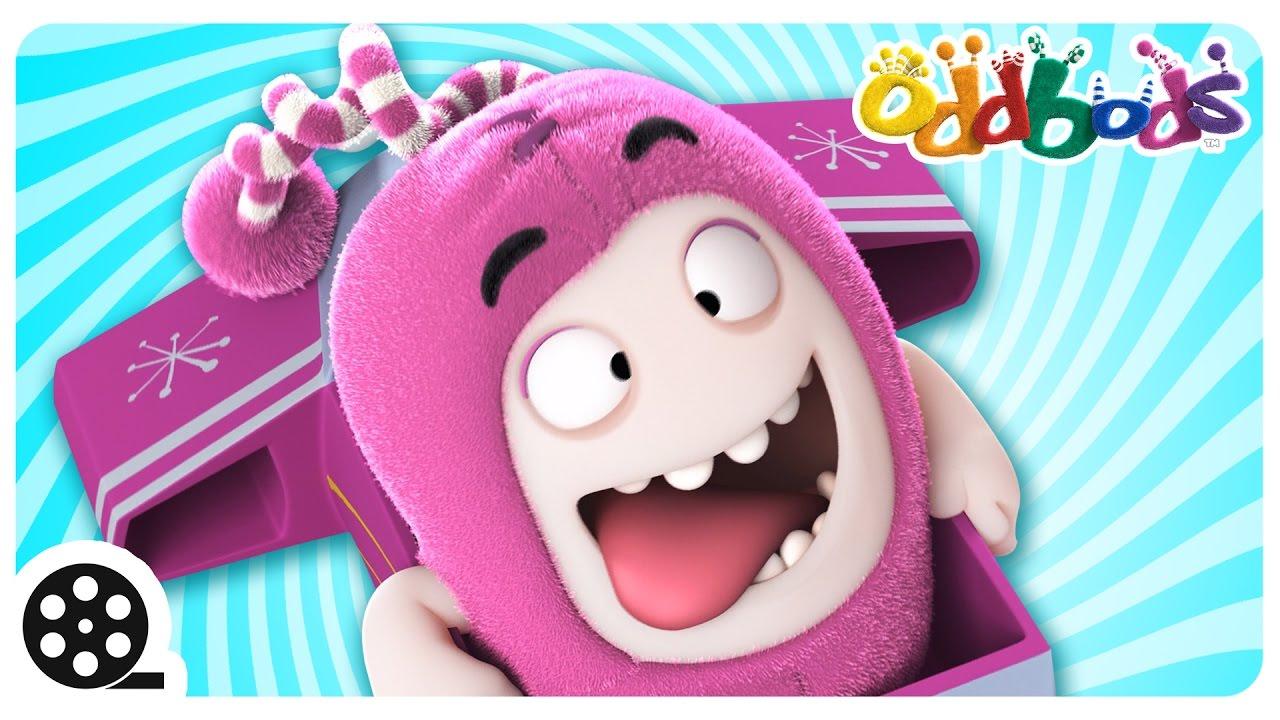 Oddbods - Newt Special  Funny Cartoons For Children - Youtube-4715