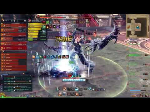 [Ger] Blade and Soul: Tempel der Winde (VT) 1st Boss + Pre Boss Guide (No Attack Pattern)