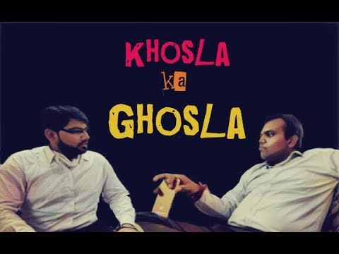 Boman irani  comedy scene / khosla ka ghosla movie spoof / by ENTERTAINMENT TV