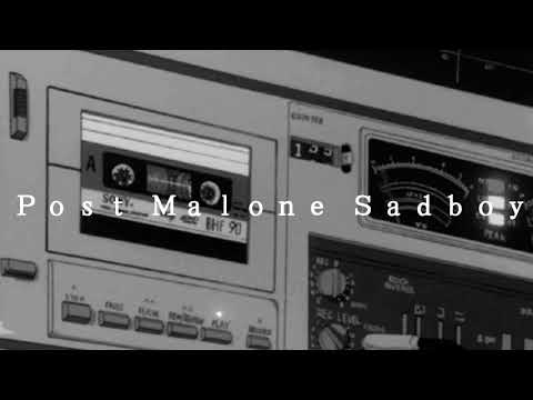 Post Malone - I fall apart (SadBoy Remix)