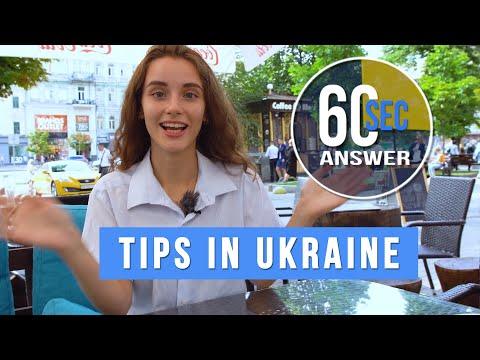 TRAVEL TIPS UKRAINE KIEV