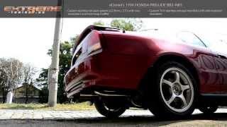 [extreme-tuning.bg] Honda Prelude BB2 4WS H22A
