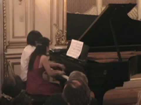 Samuel Barber, Souvenirs Op. 28: 5. Hesitation Tango