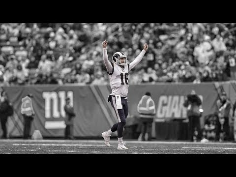 "Jared Goff 2017 - 2018 Highlights | ""See Me Fall"" 