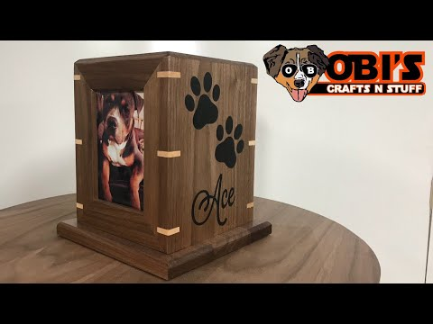 How To Make A Pet Cremation Urn