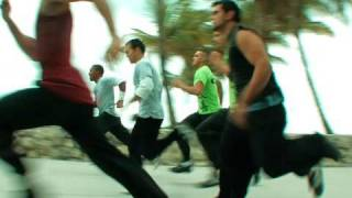 Repeat youtube video Parkour Extreme 'Blood On The Streets!'