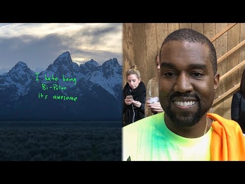 """Kanye Raps About Mental Health, AND Tristan Thompson's Cheating on His New Album, """"Ye"""""""
