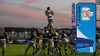 B&I Cup: Bristol Rugby vs Pontypridd