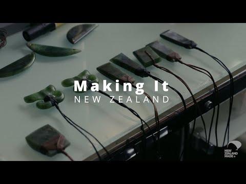 Moreton Jewellery - Making It New Zealand - EPISODE 52