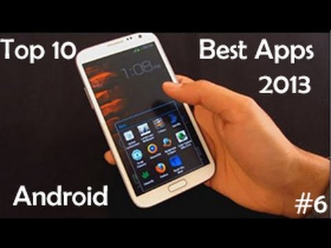 Top 10 Must Have Android Apps 2013 : Best Android Apps #6